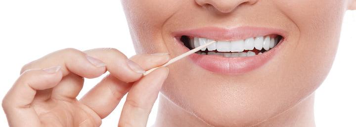 hoe gebruik je tandenstokers